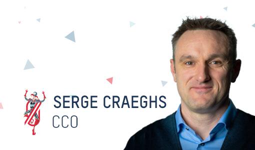 Serge Craeghs CCO aan het woord
